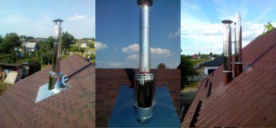 Акт на дымоход и вентканал