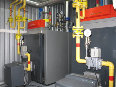 Монтаж отопления/ отопление