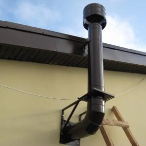 Монтаж вентиляционных каналов/ вентканалов