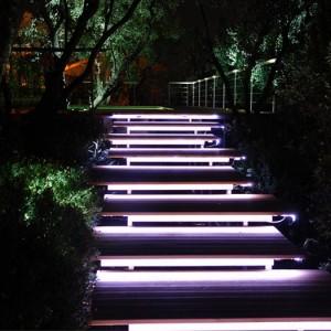 Освещение ул.лестницы